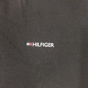 Tommy Hilfiger Shirts - Tommy Hilfiger Black Short Sleeve T-shirt XL